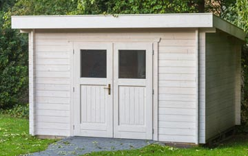 Richmond Hill garden shed costs