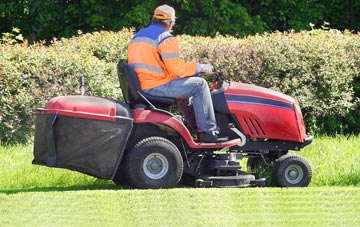 Richmond Hill lawn mowing costs
