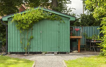 benefits of Richmond Hill garden storage sheds